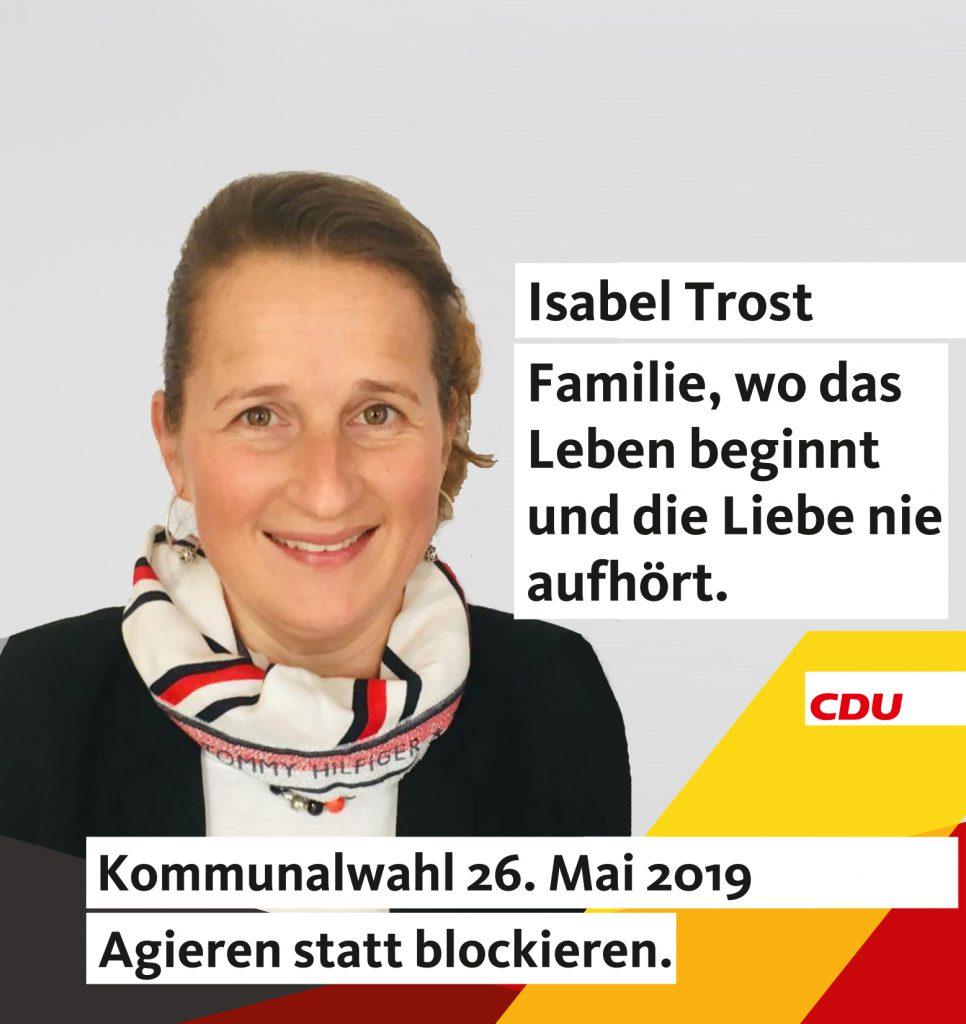 Isabel Trost