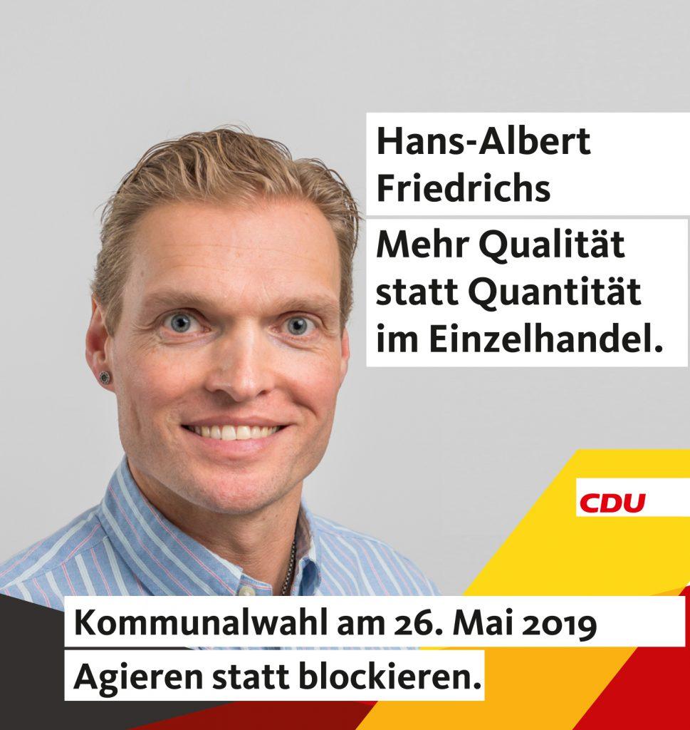 Hans-Albert Friedrichs