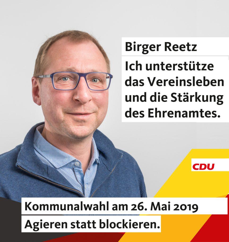 Birger Reetz