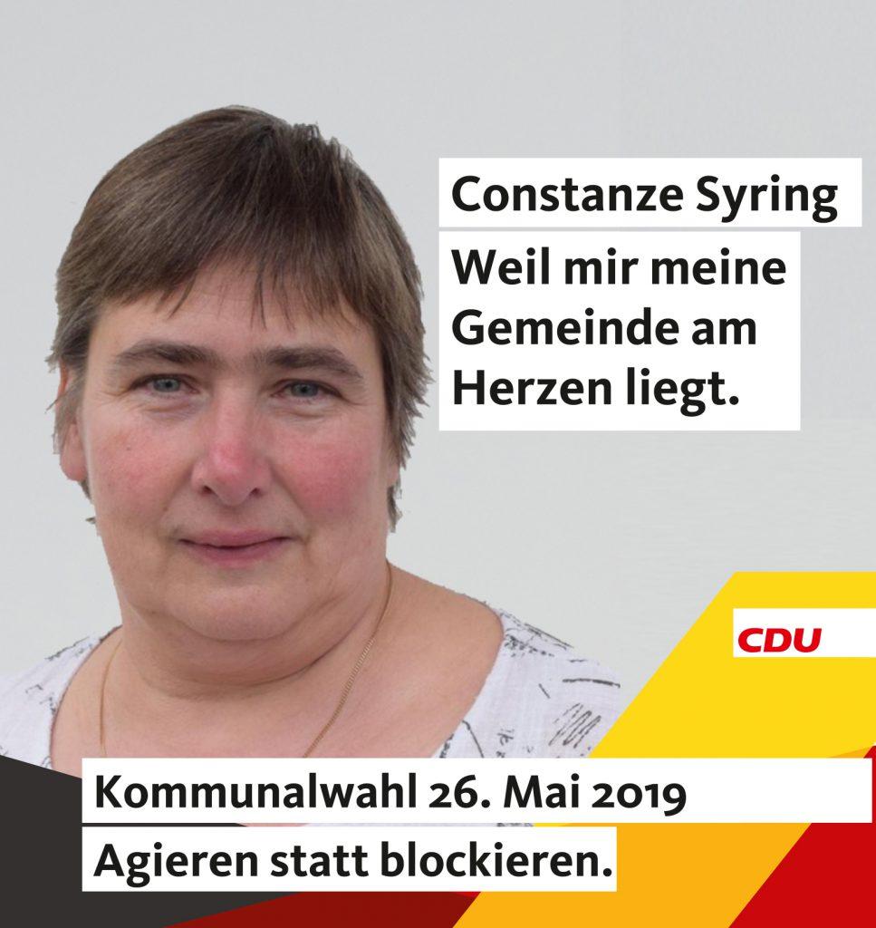 Constanze Syring