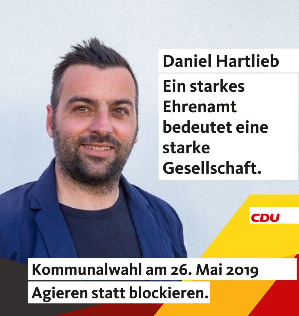 Daniel Hartlieb