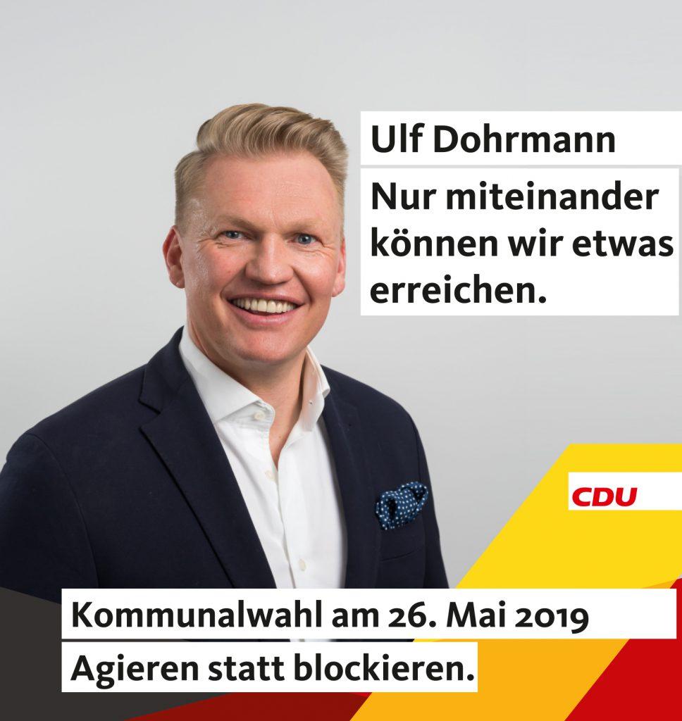 Ulf Dohrmann